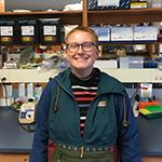Emma lab photo
